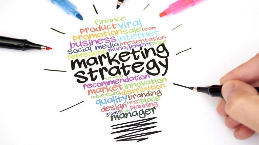 Marketing Strategy - Brandyou Development