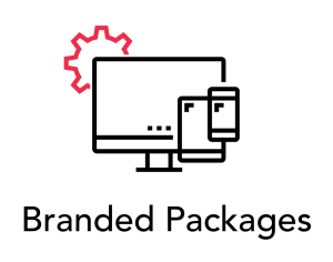6. branded packages
